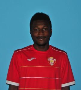 Abdulaj Yahaya, attaccante classe 1993