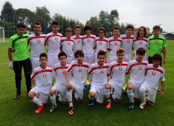 Giovanissimi Regionali 2014