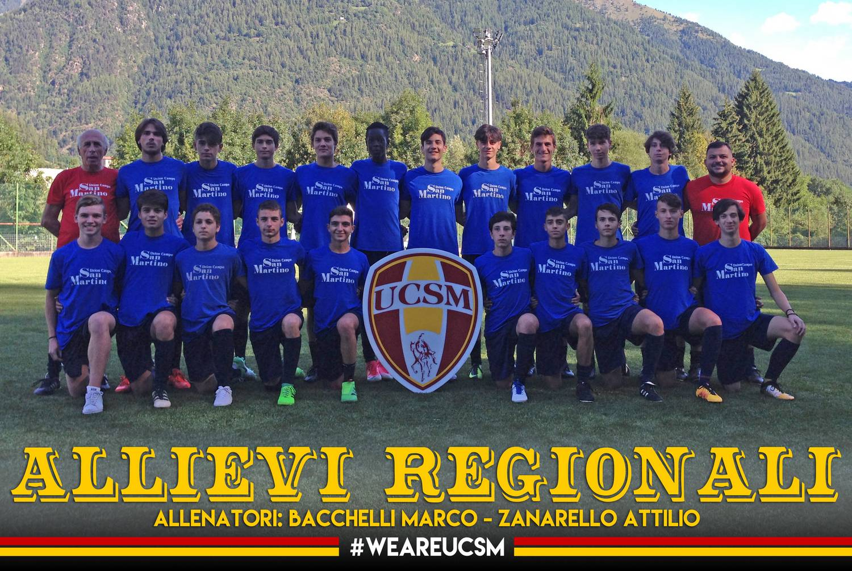 Allievi Regionali