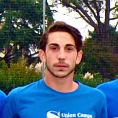 Giulio Tardivo, difensore classe '96