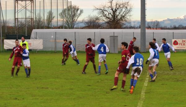 Campo pesante per i Giovanissimi Regionali, vincitori per 3 a 2 contro il Dolo.