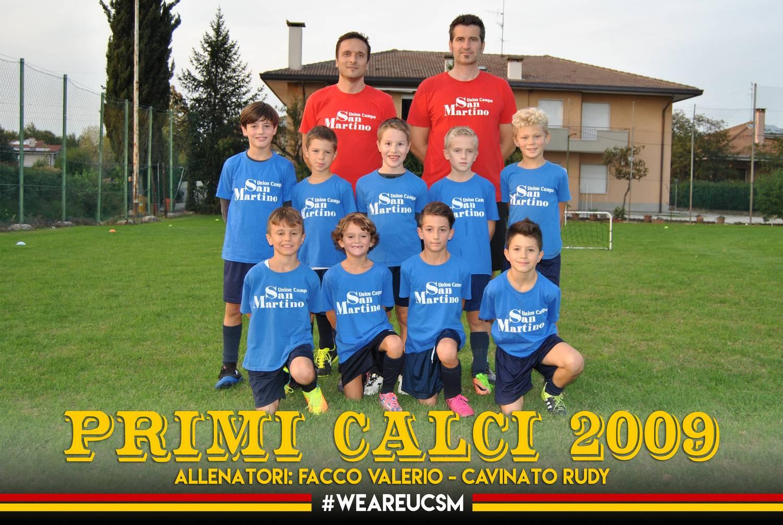 Primi Calci 2009A
