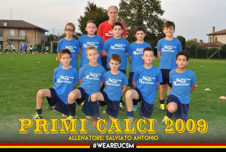 Primi Calci 2009B